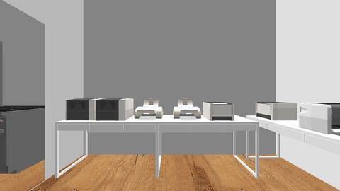 Sala de trabalho - Office  - by Lara Soler Ghelere