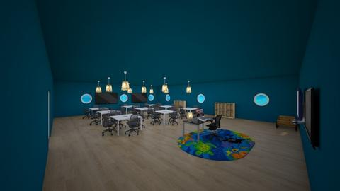 Costict Oceanography - Office  - by Rsvo64