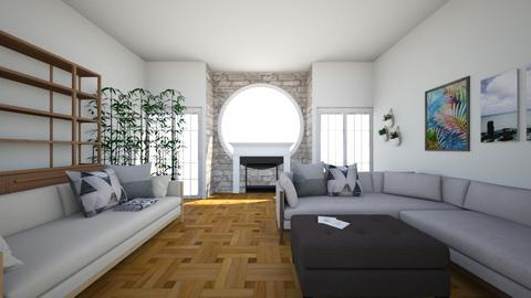 My dream living room - Modern - Living room  - by Technoblade123