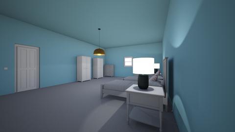 Bed room 5 - Bedroom  - by krista920