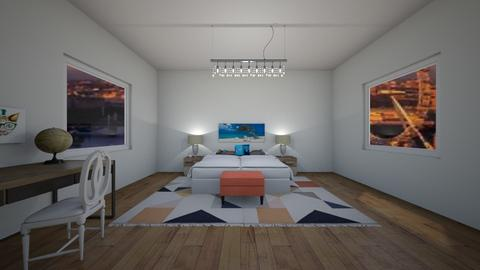 Ruffles - Minimal - Bedroom - by CitrusSunrise
