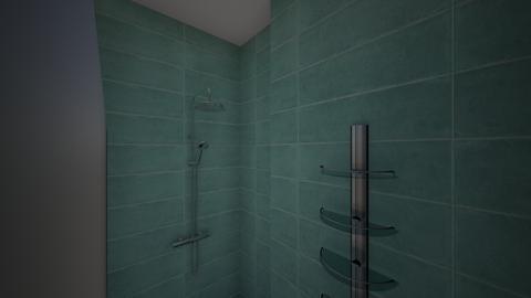 Mina_1 - Modern - Bathroom  - by LadyMina