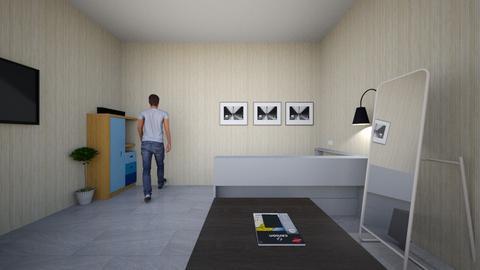 Bed1 - Bedroom  - by axelanof