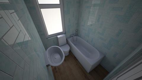bathrooms 1 - Bathroom  - by ahmedmostafa1412