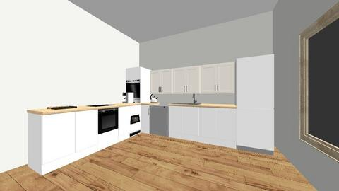 k - Kitchen - by snusanya
