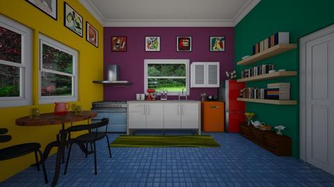 Ileana - Kitchen - by VeroDale