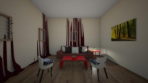 Caitlins Room  - Living room - by Ryleigh_HomeInteriors