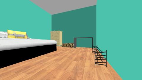 New Room - Vintage - Bedroom  - by melanneyg
