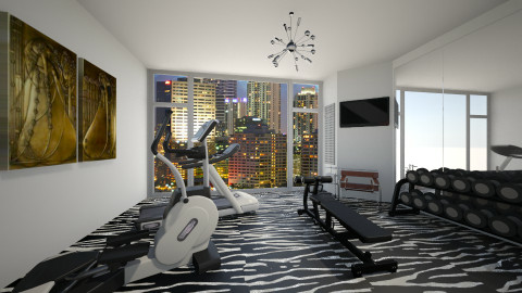 Exercise And The City - Modern - by LadyVegas08