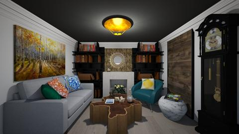 Room 2 - Living room - by annafs5