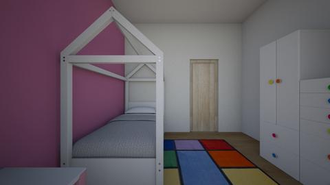 sarina soba - Kids room  - by Jana84