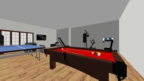 EggNoob354 - Living room - by jhbennett