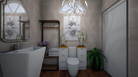 guest bathroom 16 - Bathroom - by GeGe Kanthip