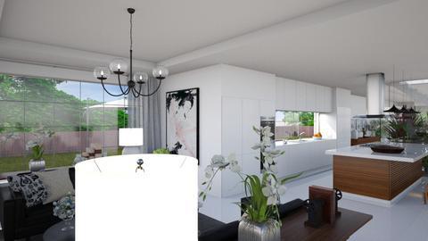 Estoril VI - Modern - Living room  - by Claudia Correia