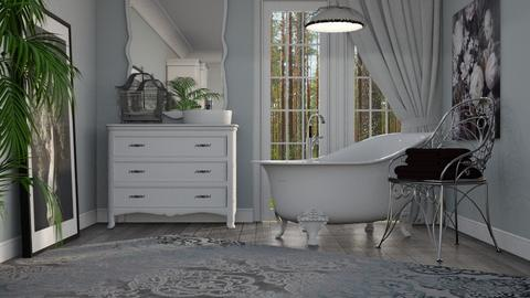 Shabby Chique - Eclectic - Bathroom  - by Theadora