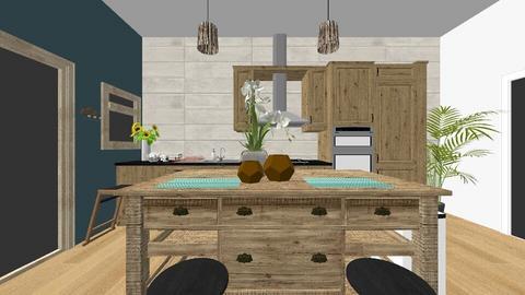Line Kitchen - Kitchen  - by meyertd