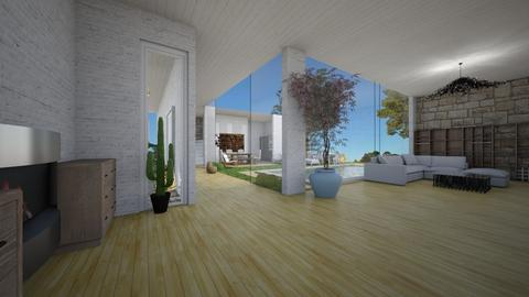 123 - Living room - by rosanebpf