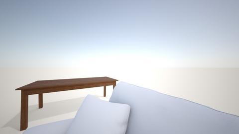 sala ze - Living room  - by biOs123