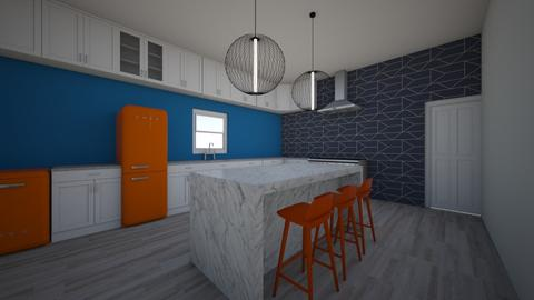 complementary kitchen - Kitchen  - by Laureny_05