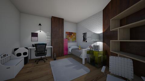 rtyuik - Bedroom  - by owuxd