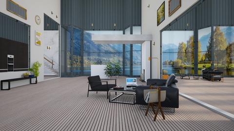 First floor - Modern - by popovicsonja