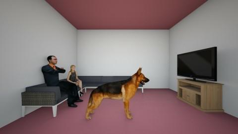 sala - Living room - by Estevon6