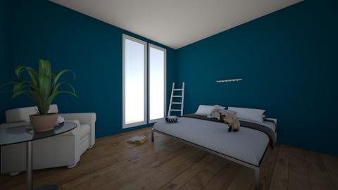 bedroom 2 - Retro - Bedroom  - by Magsnumber1