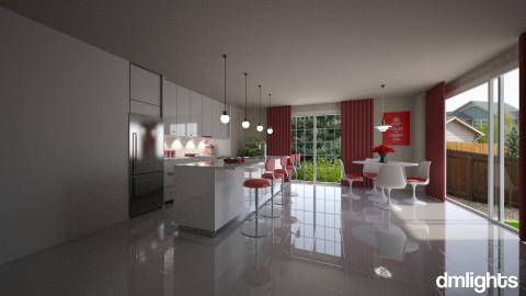 RVT - Modern - Kitchen  - by DMLights-user-982938