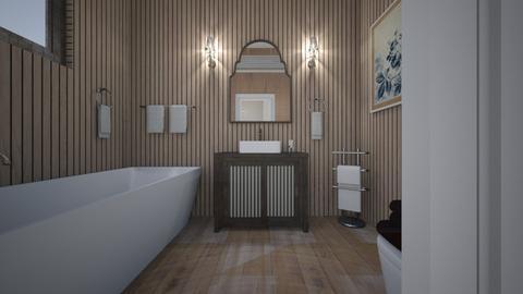 BATH - Classic - Bathroom  - by decordiva1