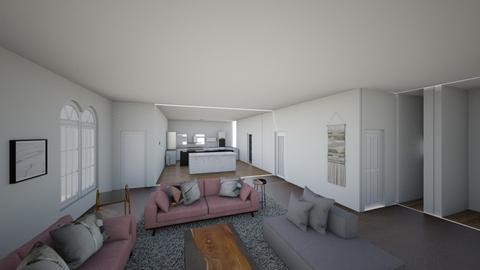 first - Living room  - by levissa
