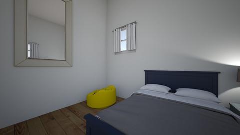 Ava Brggs 3D Room Design - Bedroom  - by avabriggs2