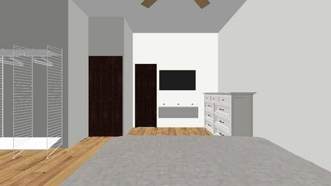 main bedroom - by daddydk