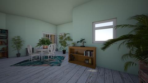 Graden room  - Rustic - by HappyHorse11