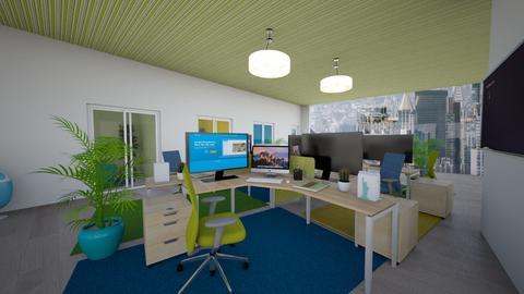 office workspace - Office  - by LexaQ