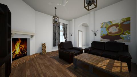 .,.nmn - Living room - by marius iulian