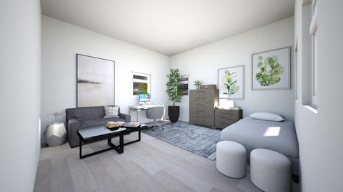 Bedroom - Modern - Bedroom  - by Addi_