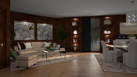Shananagan - Modern - Living room  - by Claudia Correia