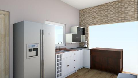 Millarville - Eclectic - Kitchen  - by Mondomom