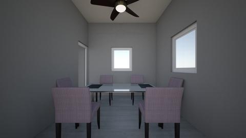 final design - Kitchen  - by thomasmccabe