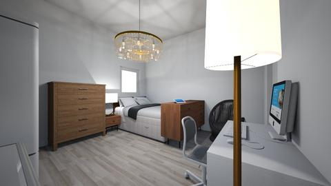 my room - Bedroom  - by meeetoo