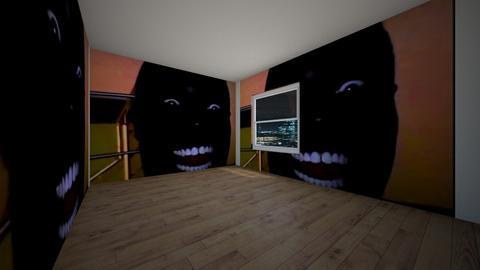 3d room - Bedroom  - by Ruiztrj20