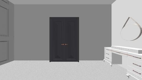No 1 - Bedroom - by Chanelle101