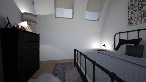 london home - Bedroom - by zozan