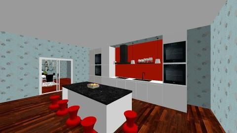 kitchen - Kitchen - by H_art