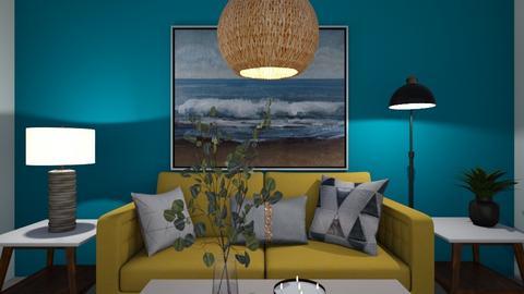 Beach Vibes - Living room  - by Georgiaandres