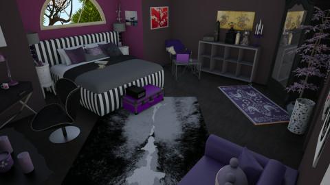 Teresa Room - Eclectic - by bloodandtea