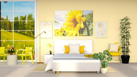 2nd contest - Country - Bedroom  - by deleted_1623825262_Lulu12345678910