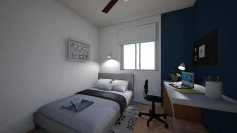 Daniel 140 - Modern - Bedroom  - by Hadar Vaxberg Cohen