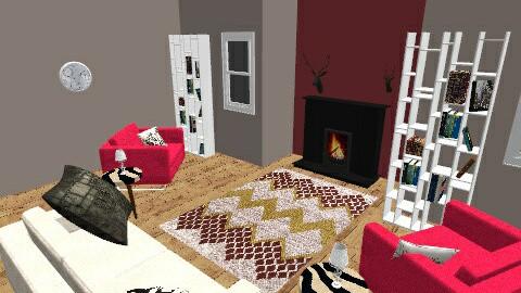 My Sample Board - Modern - Living room - by AbbeySwagler