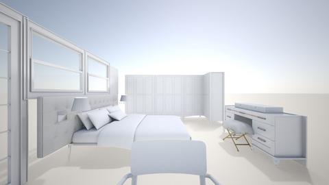 my room - Minimal - Bedroom  - by ermonda